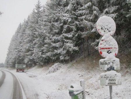 Volgende week sneeuw verwacht in Oostenrijk