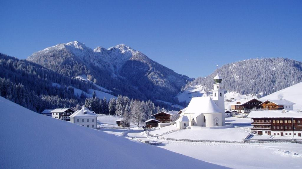 Wintersport Wildschonau - Tirol