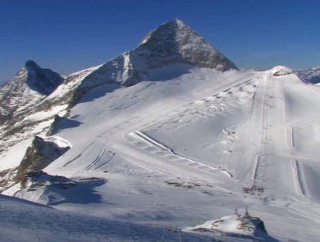 Wintersport in de herfstvakantie? Maandag sneeuw in Oostenrijk.