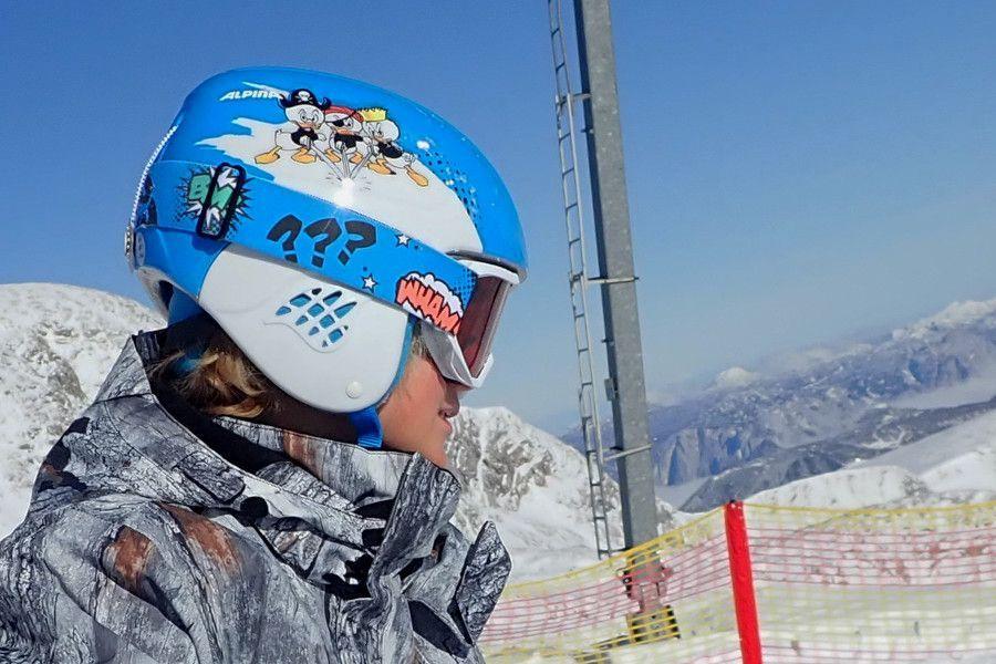 Alpina disney skihelm kind
