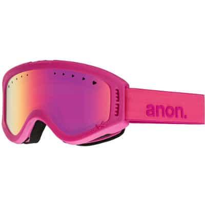 Anon - leuke roze skibril voor meisjes