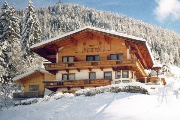 Appartement Zillertal Haus Gatterland