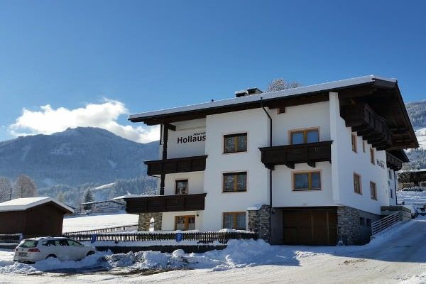 Appartement Hollaus - Appartement in het Zillertal