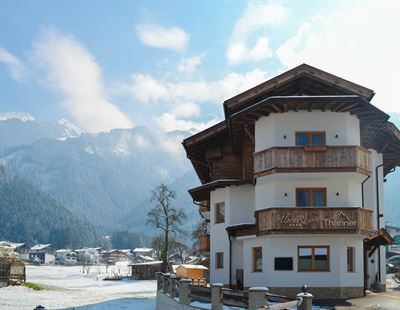 Appartement Zillertal - Thanner Mayrhofen