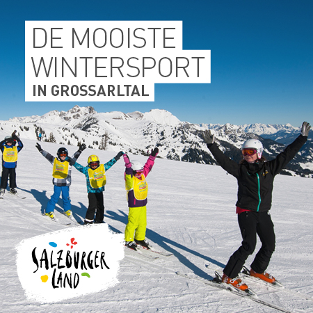 Wintersport in Salzburgerlan
