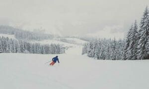 Foto Friday #18 – sneeuw, sneeuw, sneeuw en…. lege pistes