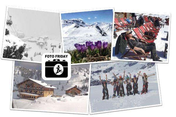 Foto Friday #74 - 6 foto's van de laatste week van deze winter