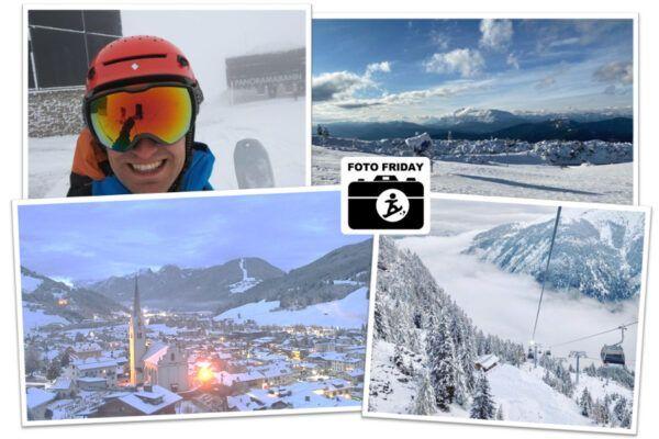 LIVE: winterse beelden uit de skigebieden