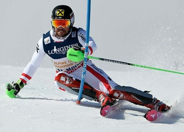 Programma Olympische Spelen 2018 - Skiën