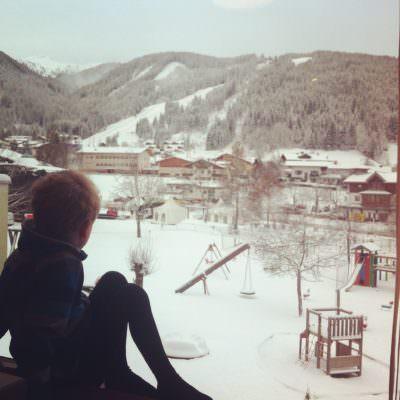 Exit zomervakantie - op naar de wintersport!
