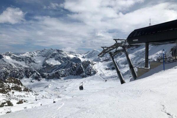 Kaunertaler gletsjer bouwt nieuwe skilift en breidt skigebied uit