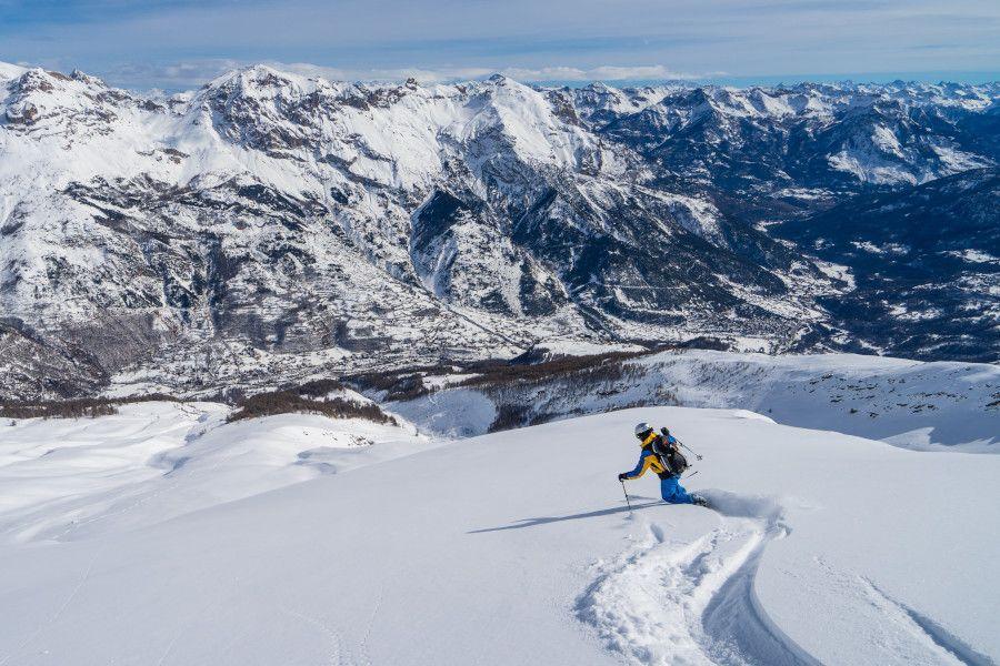 NKBV kwartaal actie off piste skiën