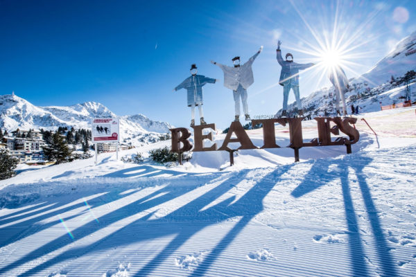 Beatles in Obertauern