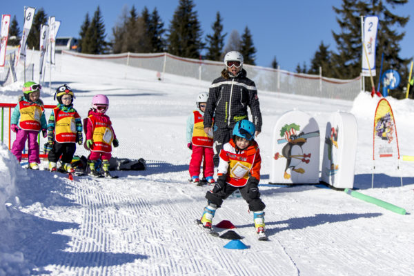 Salzburger Sportwelt kindvriendelijk