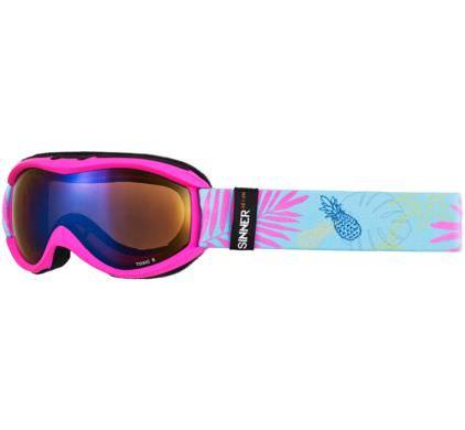De allerbeste Skibril voor meisjes: Sinner Toxic S