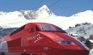 Op wintersport met de trein naar Frankrijk: reistijden, kosten en info