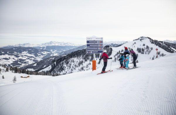 sankt johann skigebied