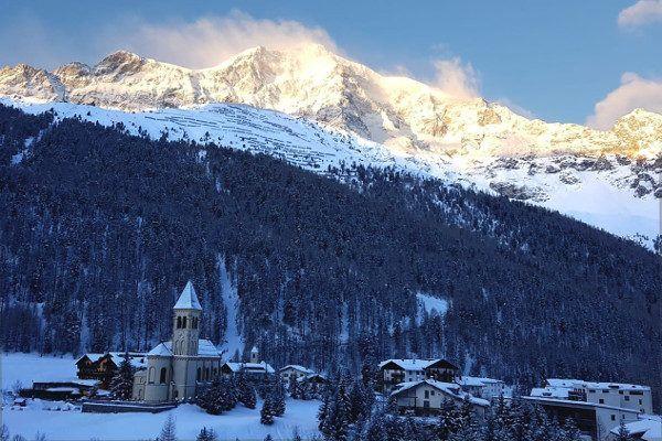 Skigebied voor wintersport in Maart: Sulden