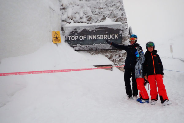 Top of Innsbruck