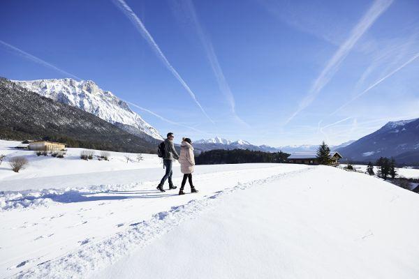 Winterwandelen in Innsbruck en omgeving