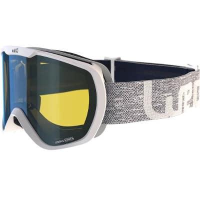 Decathlon - goedkope skibril wit
