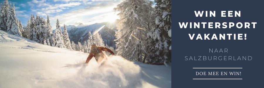 Win een wintersport vakantie naar SalzburgerLand