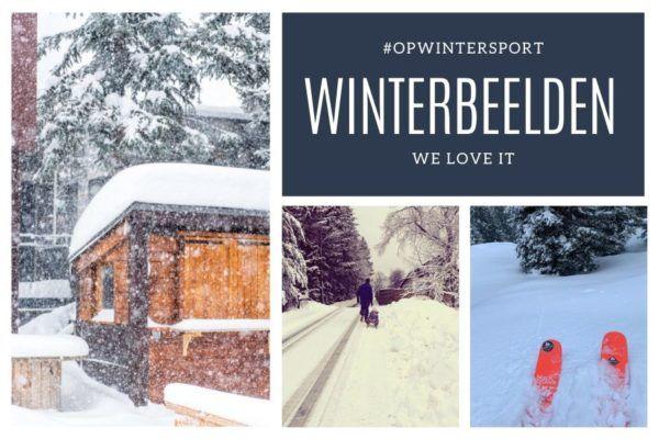 Live: dikke sneeuwvlokken in Oostenrijk
