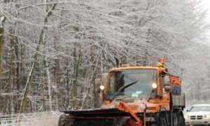 Winterdienst Tirol klaar voor de winter