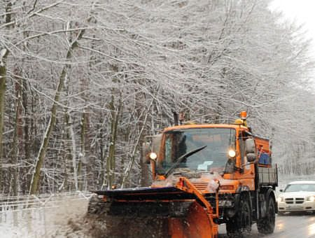 Winterdienst Tirol klaar voor extreme sneeuwval