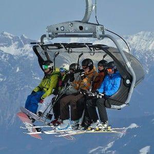 Wintersport in Oostenrijk - Ischgl