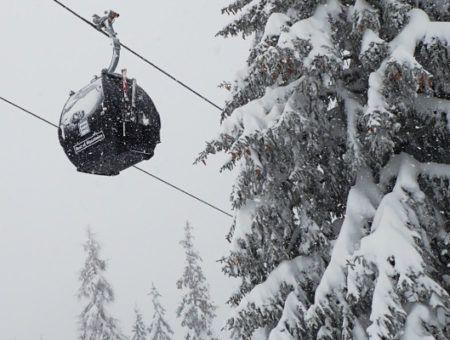 Sneeuwhoogte Oostenrijk stijgt tot recordhoogte