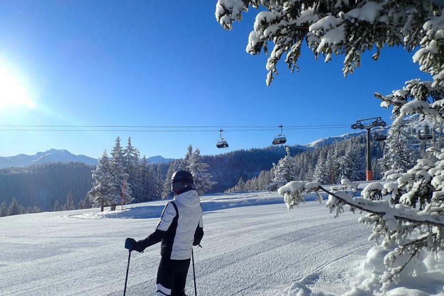 Coronamaatregelen voor wintersport in Oostenrijk