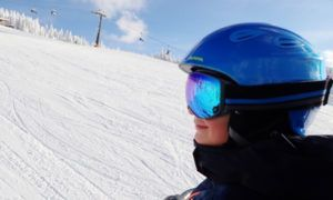 Review: Alpina Grap kinder skihelm getest