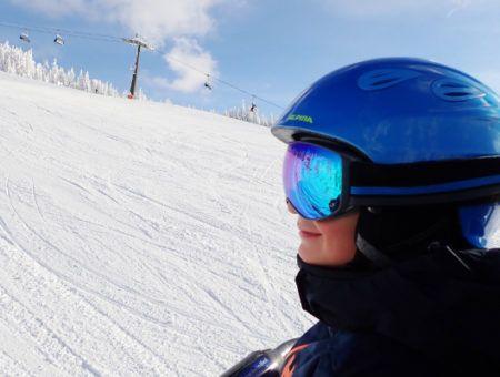 Review: Alpina Grap kinder skihelm getest