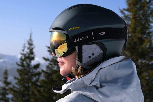 Alpina Grand Lavalan skihelm getest