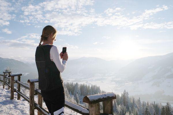 Rugbeschermer van wol (alpina sport)
