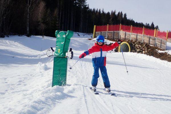 Alpina Zupo skihelm kind