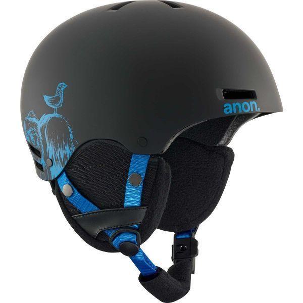 anon snowboard helm jongen voor weinig geld