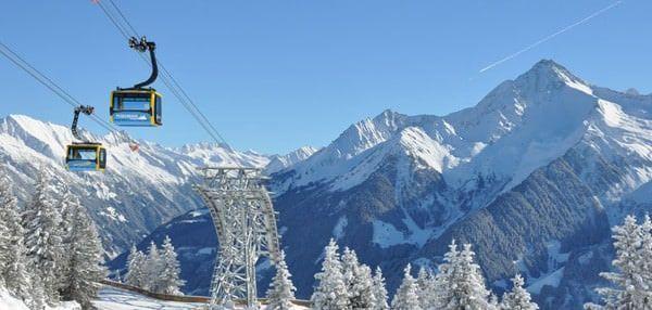 Appartement Zillertal - Mayrhofen