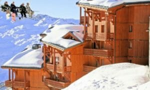 Accommodatie Inspiratie: appartement Val Thorens – Top 5