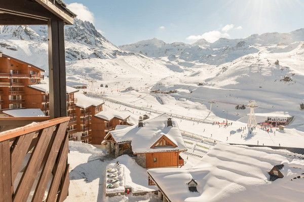 Appartement Val Thorens le tikal