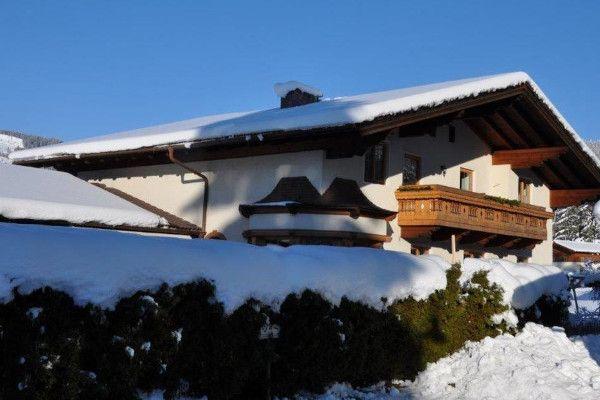 Appartement bij de skilift in Wagrain.