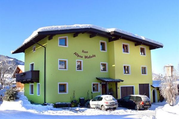 Alpen Melody - goedkoop appartement in Westendorf