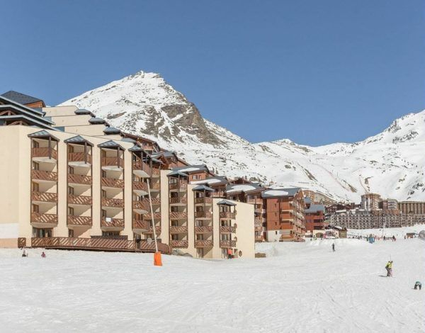 appartement in Val Thorens - Temples de Soleil - review