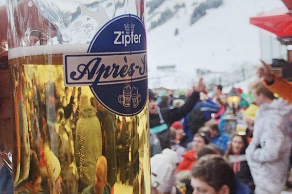 apres ski saalbach