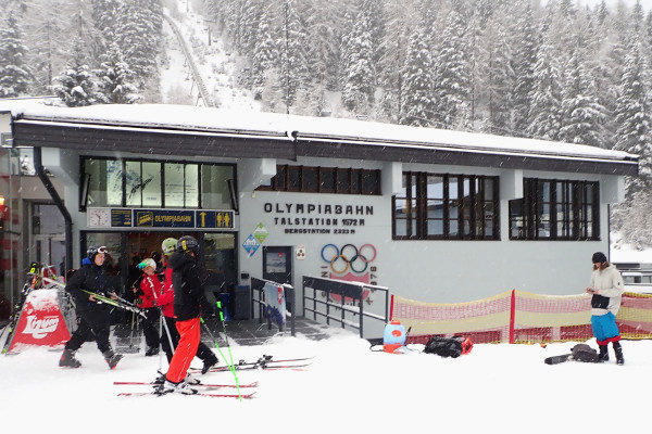Wintersport Innsbruck: de Olympische pistes van Axamer Lizum