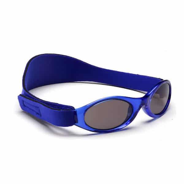 Ski zonnebril voor kinderen baby banz - blauw