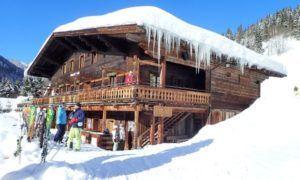 Wintersportweer: extreem zonnige voorjaarsvakantie voorspeld