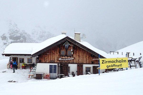 Bergrestaurant.