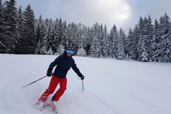 beschermingsmateriaal voor wintersporters